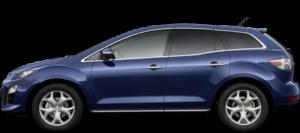 Диагностика подвески Mazda CX-7