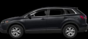Диагностика подвески Mazda CX-9