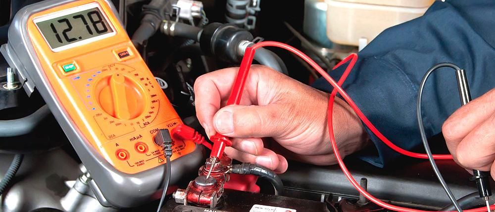 Ремонт электрики Mazda