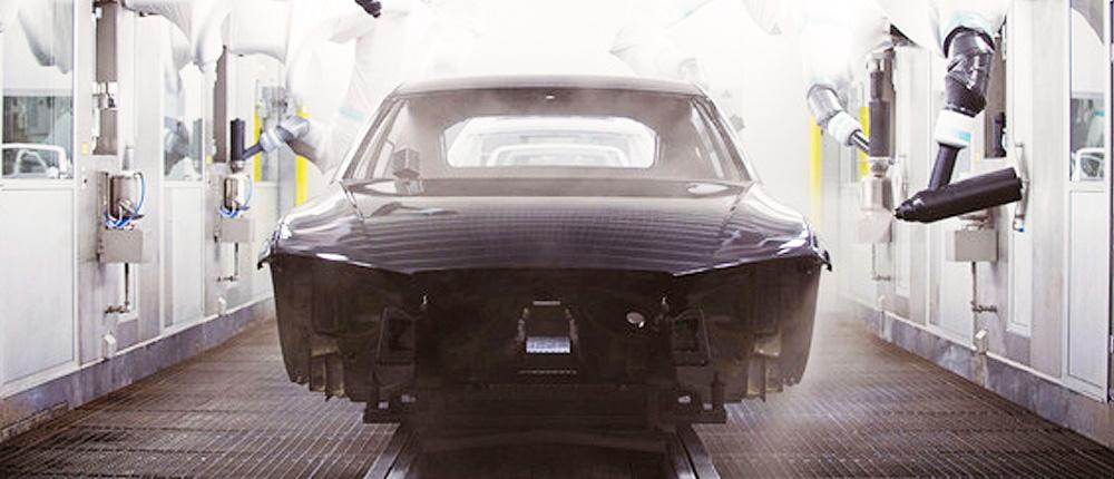 Кузовной ремонт Mazda