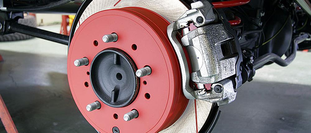 Ремонт тормозной системы Mazda